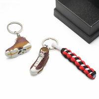3D Mini Sneaker Shoes Keychain Bin23 Bin Premio With Strings for Air Jordan 13