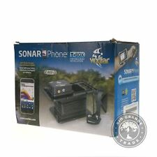 OPEN BOX Vexilar SP300 Smartphone Fish Finder with Portable Case in Black