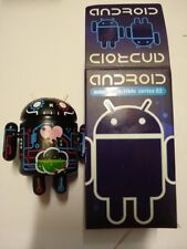 Android Mini Collectible Figure: Series 03 - Black Kronk by Google