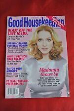 Madonna April 2000 Good Housekeeping Women's Interest Magazine