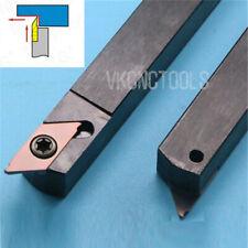 SDACR 0808F07 8x80mm Lathe turning holder external turning tool holder DCMT07