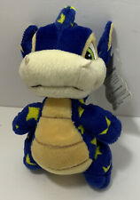 Neopets Plush Starry Scorchio Dragon 7-8 Inch New