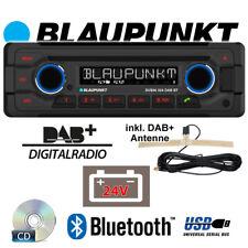 BLAUPUNKT DAB BT - 24Volt 24 V  Bluetooth  DAB+ Antenne CD MP3 USB Autoradio LKW