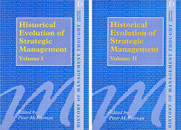 Historical Evolution of Strategic Management by Peter McKiernan (1996,...