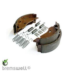 Bremsbacken Achssatz für ALKO 160x35 Typ 1635 1636 1637 1213888 384481 384296