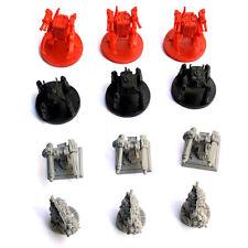 Lot 12 Pcs 28mm mini Figure From Dungeons & Dragon D&D Marvelous Miniatures toy