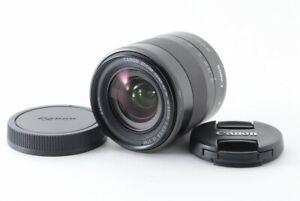 Canon EF-M 18-55mm F/3.5-5.6 IS STM AF Zoom Lens for EOS EF-M Mount Exc Japan