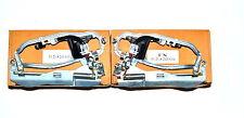 BMW X5(1999-2006) 2x MÉCANISME POIGNÉE EXTÉRIEURE PORTE DROIT AVANT GAUCHE