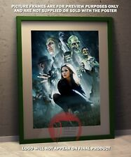Buffy the Vampire Slayer-affiche A3