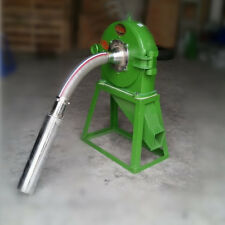 Self-priming Grain Crusher Corn Grinder Shell Crushing Machine 110V/220V