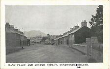 More details for penrhyndeudraeth near portmadog. bank place & church street.