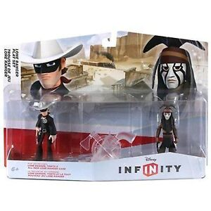 Disney Infinity Lone Ranger Action Figure
