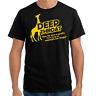 Deep Throat Deepthroat Giraffe Adult Sprüche Geschenk Lustig Spaß Comedy T-Shirt