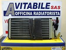 RADIATORE RISCALDAMENTO IVECO DAILY CON RUBINETTO