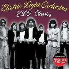 Electric Light Orchestra : Elo Classics Rock 1 Disc CD