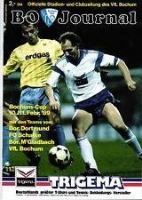 1989 Turnier VfL Bochum, Borussia Dortmund, Schalke 04, Borussia Mönchengladbach