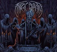Final Breath - Of Death And Sin [CD]