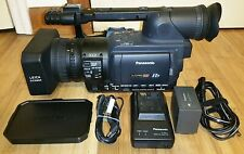 Panasonic AG‑HVX200 3CCD Camcorder 14 miniDV Tape Hour, P2 HD Card Video Camera