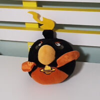 FIREBOMB ANGRY BIRDS IN SPACE TOY GAME SOFT TOY PLUSH TOY 21CM TALL!