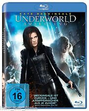 UNDERWORLD AWAKENING (Kate Beckinsale) Blu-ray Disc NEU+OVP
