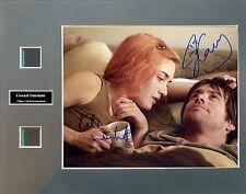 Eternal Sunshine Signed Photo Film Cell Presentation