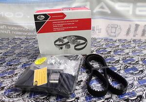 Gates Timing Belt - Water Pump - Tensioner - Fits Acura Integra LS B18B B18B1