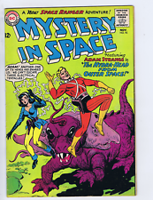 Mystery in Space #95 DC Pub 1964