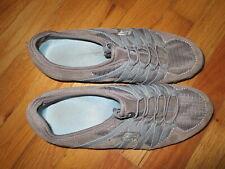 Women's Skechers Tan Comfort Shoes Size 8.5 Good Condition