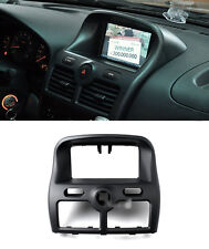 "7"" Center Fascia Integrated Black 4p for 2010 2014 Renault Fluence SM3"