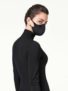 Wolford Classic Mask Face Care Protection Double Layer Breathable Elastic