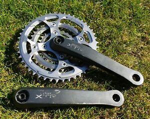 Shimano XTR M952 Triple Chainset Mega9 FC-M952. M950 GC