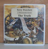 The Truth: by Terry Pratchett - Unabridged Audiobook - 10CDs