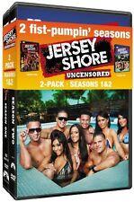 Jersey Shore: Season 1 & Two (Uncensored) NEW!