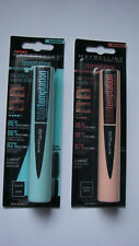 Mascara volume Total Temptation extra noir & Waterproof Gemey Maybelline