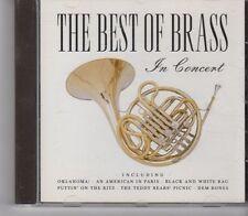 (FX562) The Best Of Brass In Concert - 2000 CD
