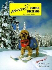 Mutley Goes Skiing by Alba, Gene