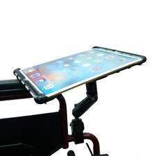 "Wheelchair Swivel Tablet Mount Holder for iPad PRO 10.5"""
