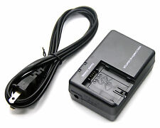 AC Battery Charger for Panasonic PV-GS300 PV-GS320 PV-GS400 PV-GS500 SDR-H18 new