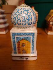 Danbury Mint Spices of the World Curry India's Taj Mahal 1992