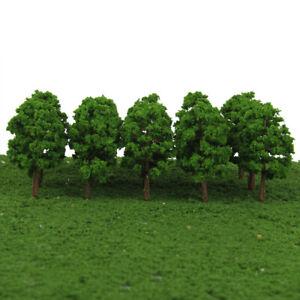 1:150 Scale Model Trees Diorama Supplies N Gauge, 20pcs Per Order