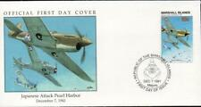 Marshall Islands 1991 WWII Japanese Attack Pearl Harbour FDC