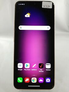 LG V60 ThinQ V600 128GB 5G Verizon Wireless Unlocked Smartphone Cell Blue X319