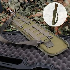 Hunting Rifle Shotgun bag holster Scabbard Combat  OD Green Tactical Bag holster