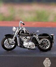New Series Maisto 30 Harley Davidson 1:18 1952 K Model  Black Metal/Plastic