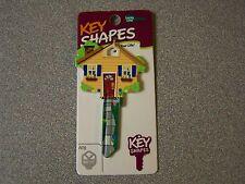 House Kwikset house key blank.