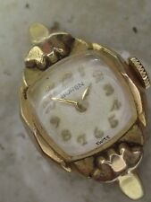 Ticking Art Deco Woman's Watch #125