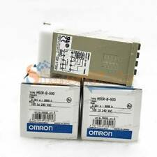 1PC Omron H5CR-B-500 100-240VAC Time Relay NEW