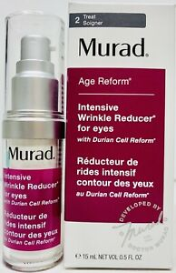 Murad Age Reform Intensive Wrinkle Reducer for eyes Durian Cell Reform .05OZ-A7