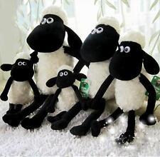 2pcs 25cm&32cm Shaun The Sheep Lamb Plush Toys For Girl Children's Birthday Gift