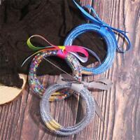 Festival Jewelry Silicone Bracelets Rice Bead Jelly Bangles Glitter Bangles Set